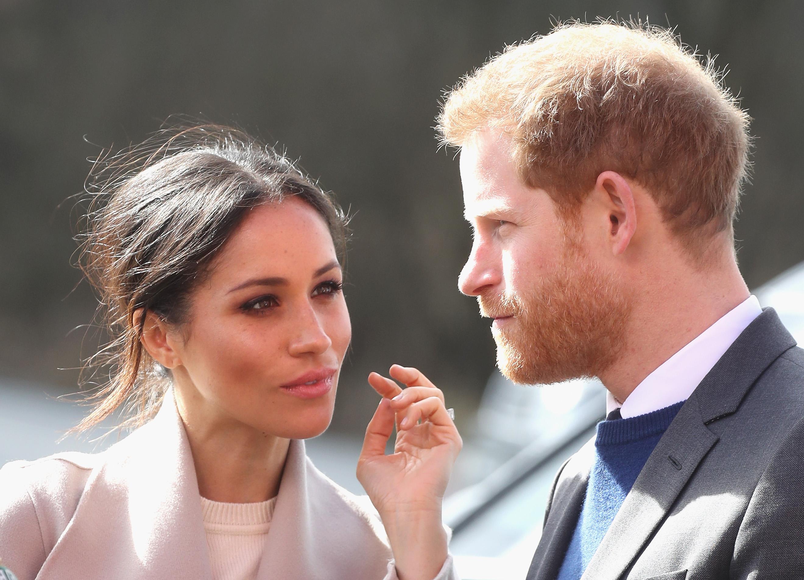 Harry e Meghan, duchi del Sussex