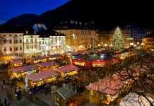 mercatino natale a Bolzano