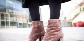 stivaletti alla caviglia