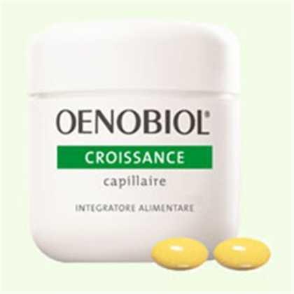 Integratori per capelli Oenobiol