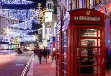 cose da fare per Natale a Londra