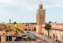 Vacanze di inverno: Marrakesh