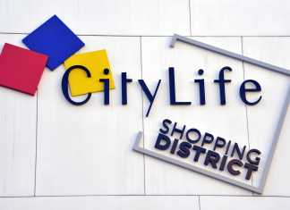 citylife shopping district