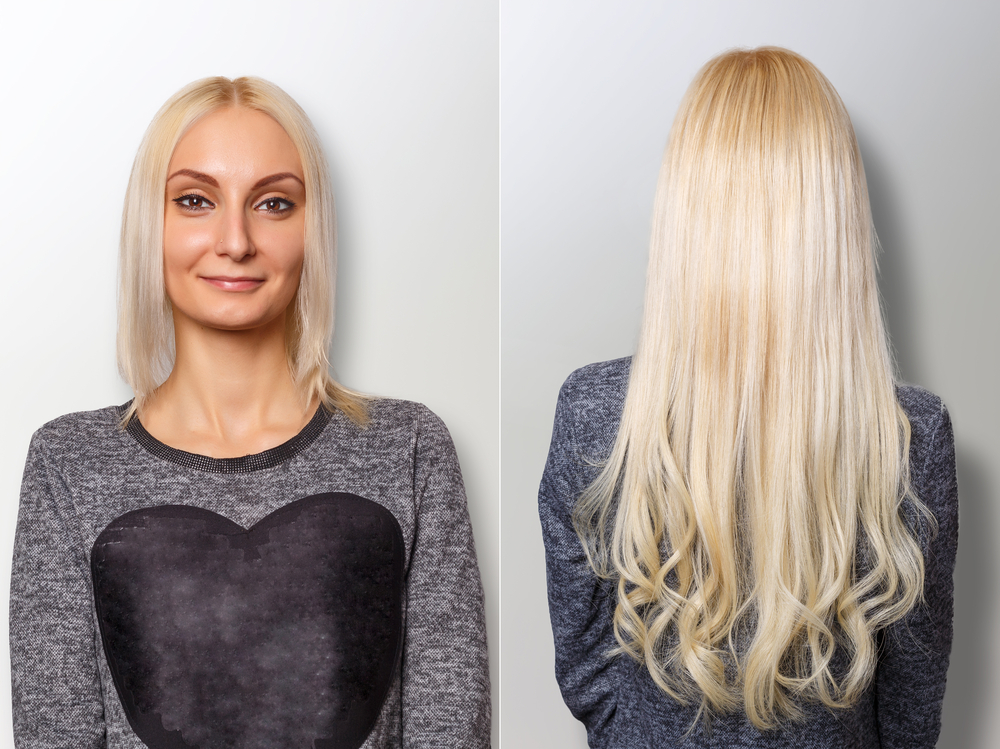 Lunghezza capelli per extension