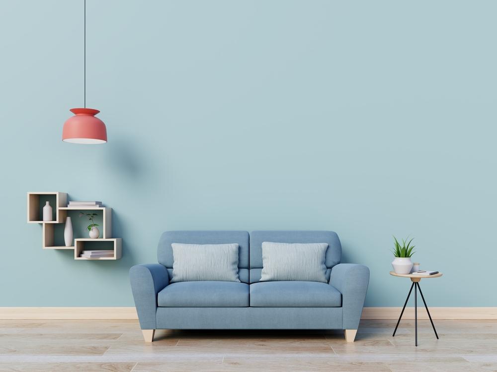 Pareti colorate il carattere della casa e le diverse tinte - Pareti colorate in casa ...