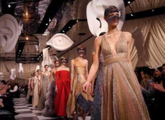 Parigi Haute Couture PE 2018
