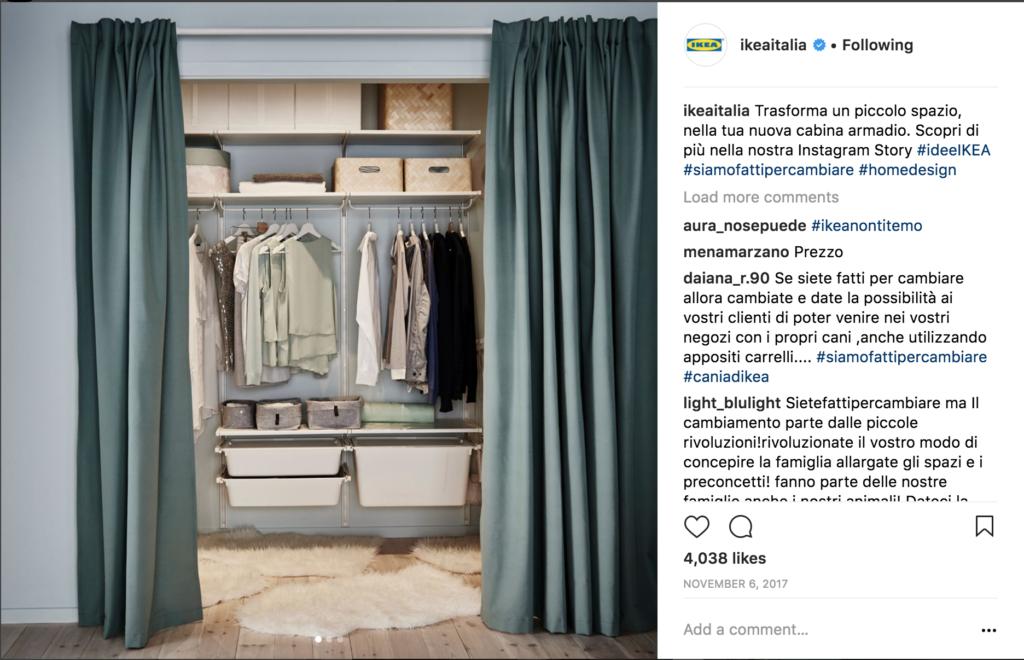 Accessori Per Cabina Armadio Ikea.Cabine Armadio Ikea Soluzioni Personalizzabili Ed Eleganti