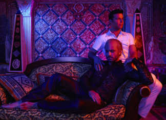"""""""American Crime Story: The Assassination of Gianni Versace"""""""