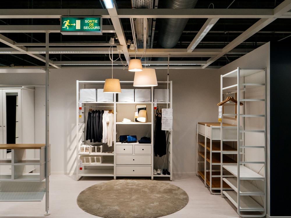 Cabine armadio ikea soluzioni personalizzabili ed eleganti - Soluzioni per cabine armadio ...