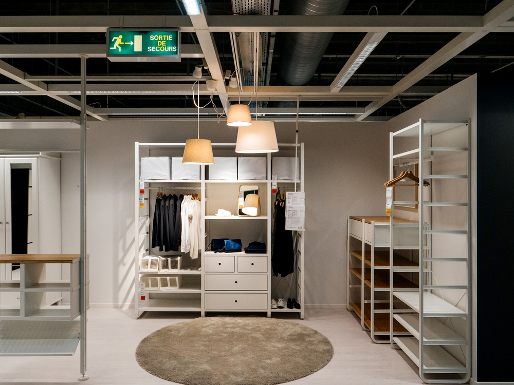 Cabine armadio ikea soluzioni personalizzabili ed eleganti - Cabine armadio moderne ikea ...