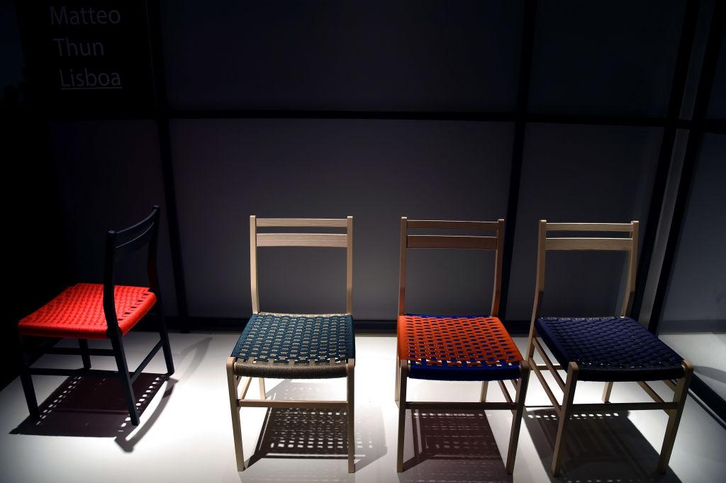 Sedie design consigli su colori e tendenze pi interessanti for Sedie design milano