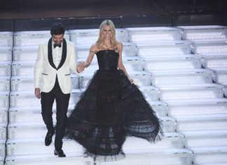 Sanremo 2018 i look della finale