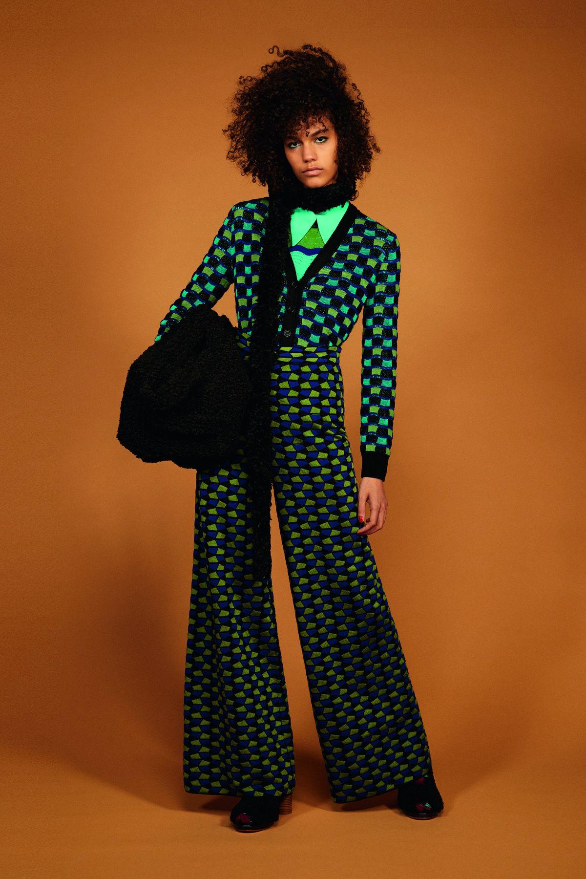 brand new 273bf 51e5e M Missoni, collezione di moda donna autunno-inverno 2018-2019