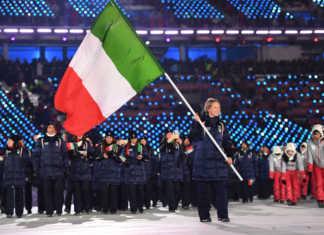 Team Italia alle Olimpiadi Invernali di PyeongChang 2018