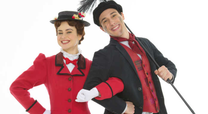 I protagonisti di Mary Poppins - Il Musical