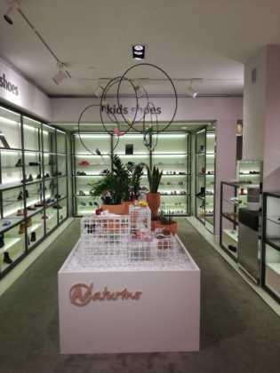 Naturino Pop up store Rinascente di Milano