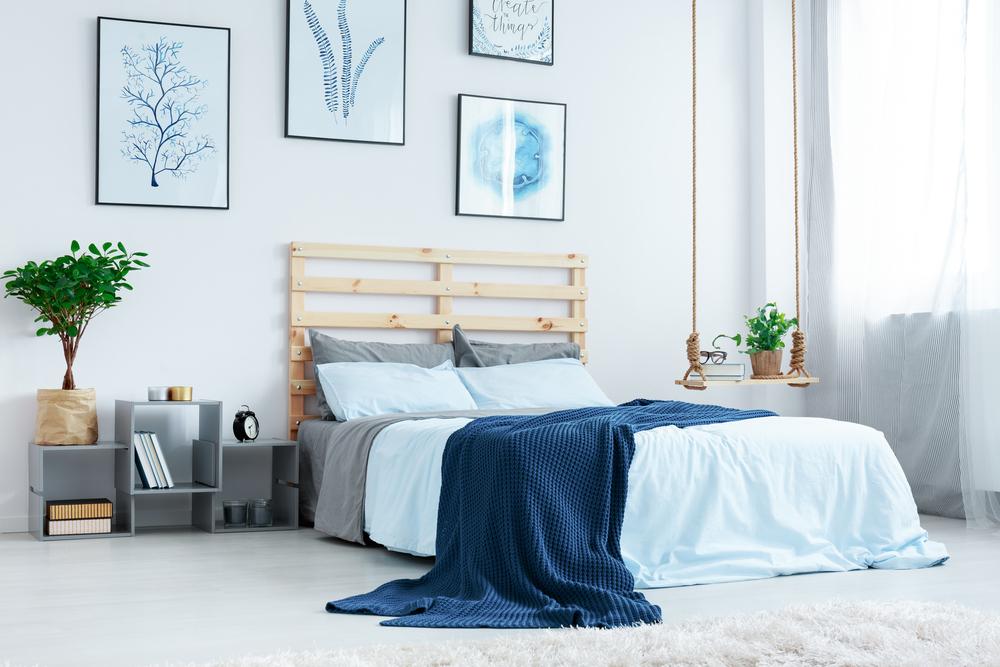 Colori camera da letto: le tinte pastello classiche e romantiche
