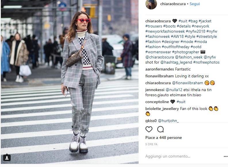 Street Style I Trend Dalle Sfilate Di New York Fashion Week 2018 2019