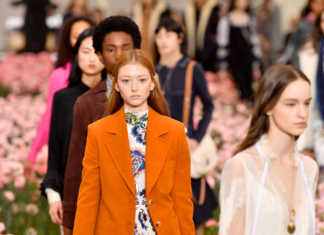 Tory Burch autunno-inverno 2018 2019 a New York Fashion Week
