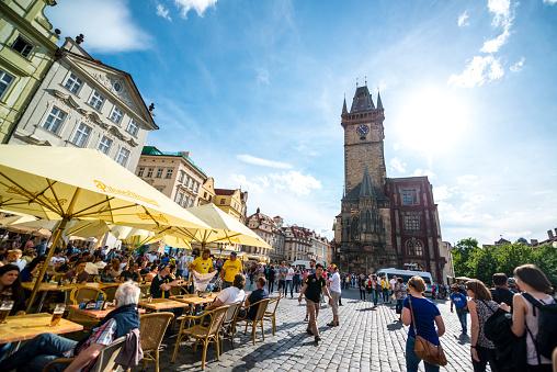 cosa mangiare di buono a Praga