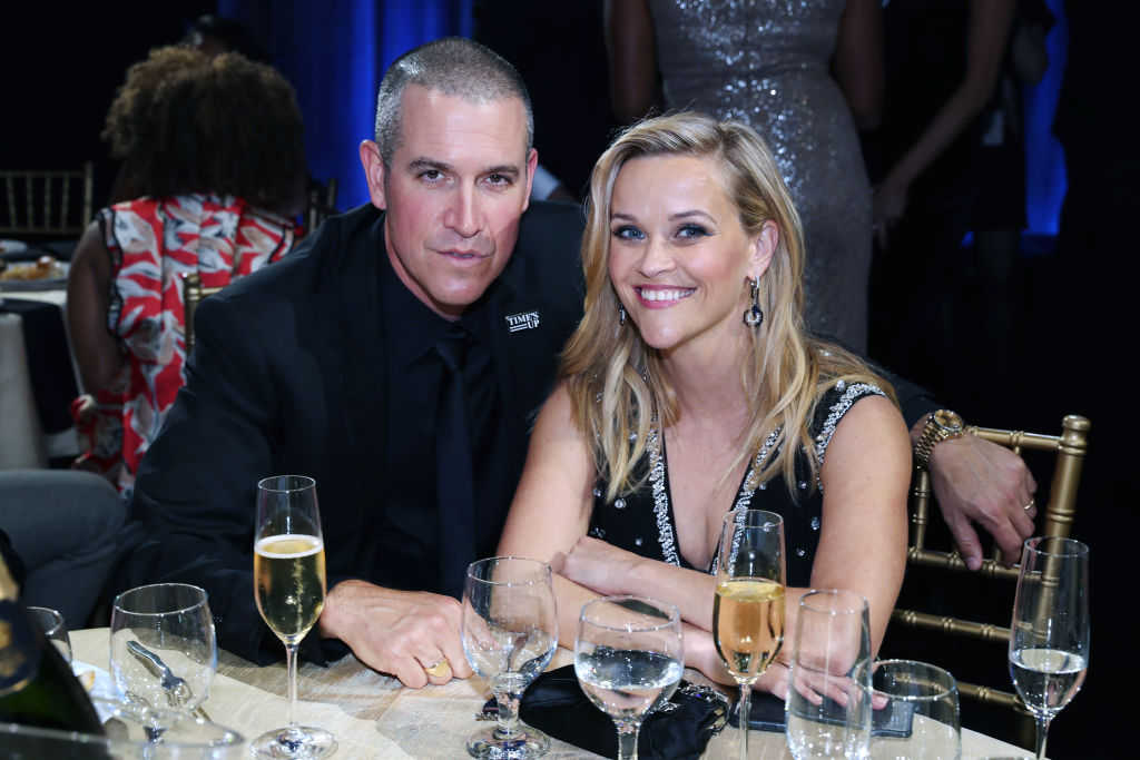 Star sposate: Reese Witherspoon e Jim Tooth