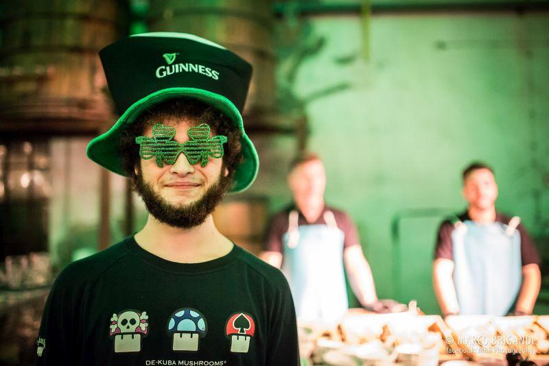 Vera A Milano La Irlanda Spirit Festeggia Ireland Of Guinness qT0Bt