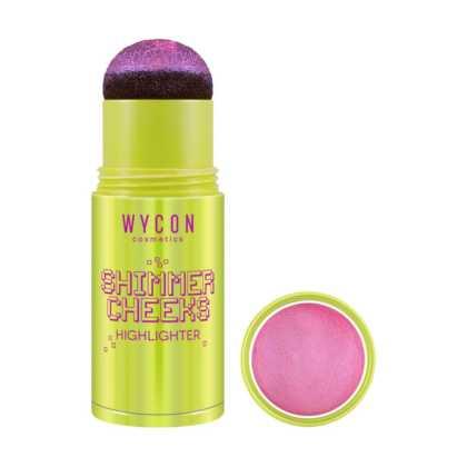 WYCON cosmetics PE 2018 Shimmer Cheeks