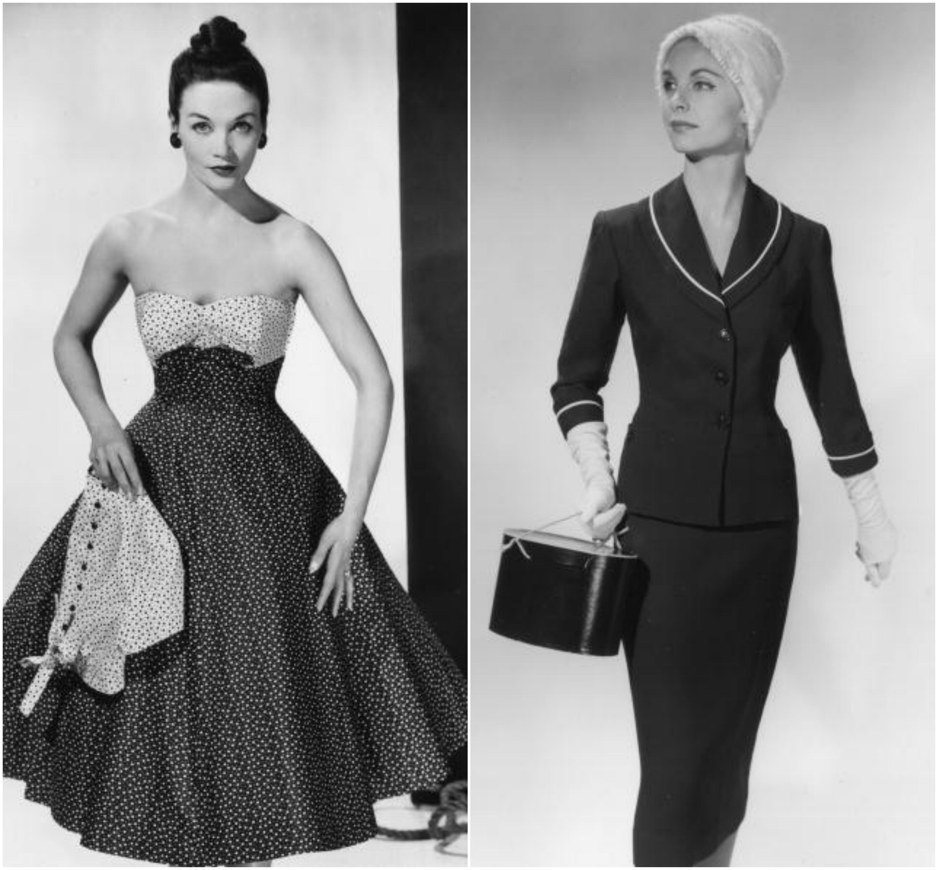 premium selection f86ed ebd2e Abiti anni 50: la moda che restituisce femminilità e ...