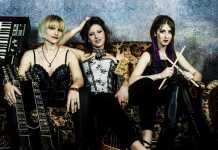 La rock band Le Testharde (Photo Courtesy: Press Office)