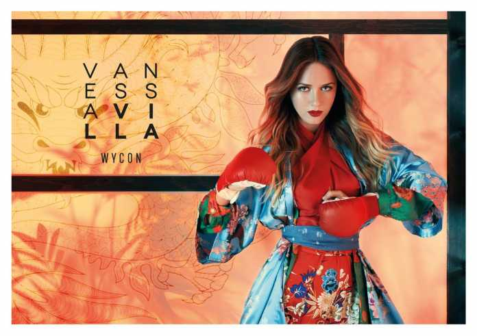 Vanessa Villa per Wycon Cosmetics