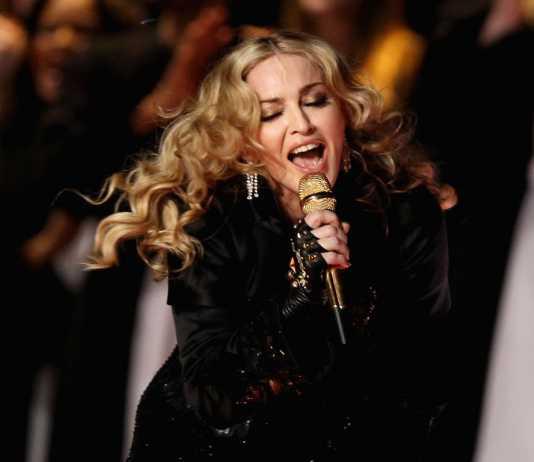 segreti di Madonna