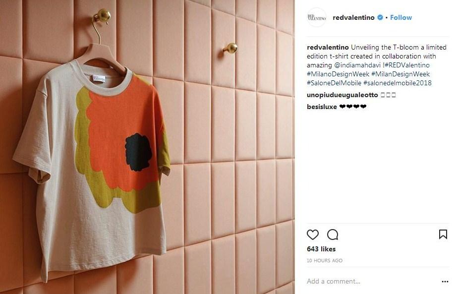 La moda al Salone del Mobile 2018