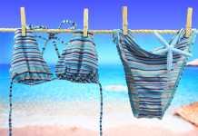 come riciclare costumi da bagno