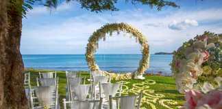 il matrimonio al mare