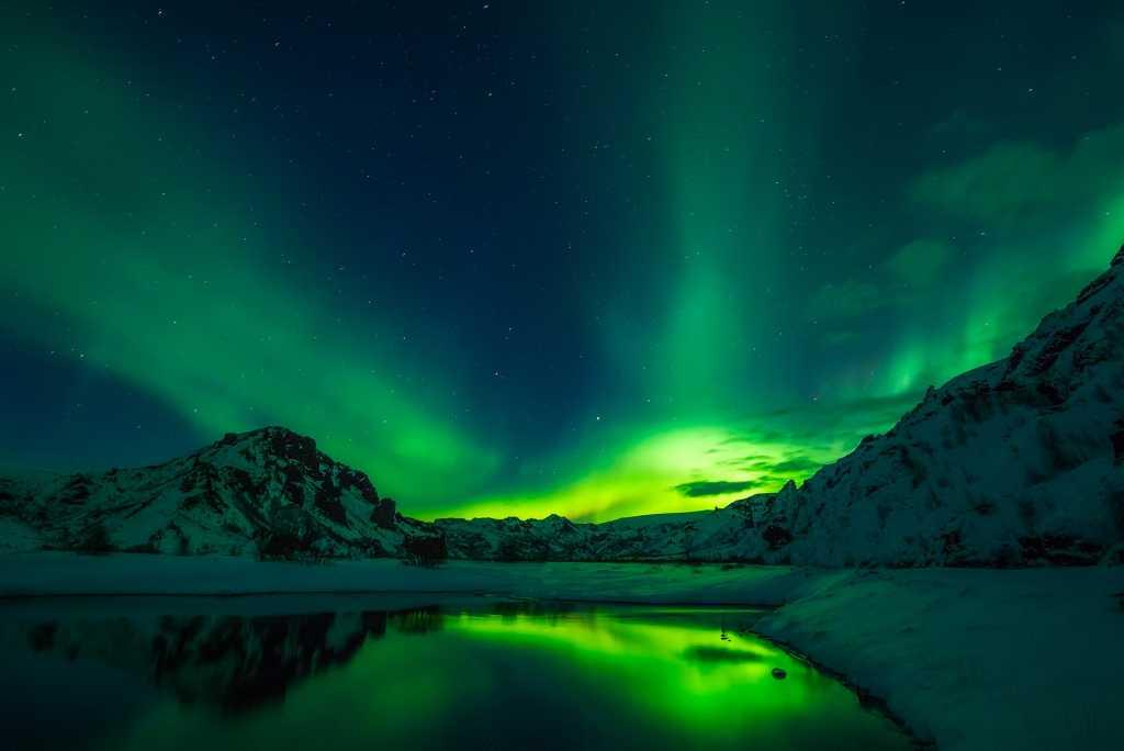 Aurora Boreale - Fonte: Pixabay