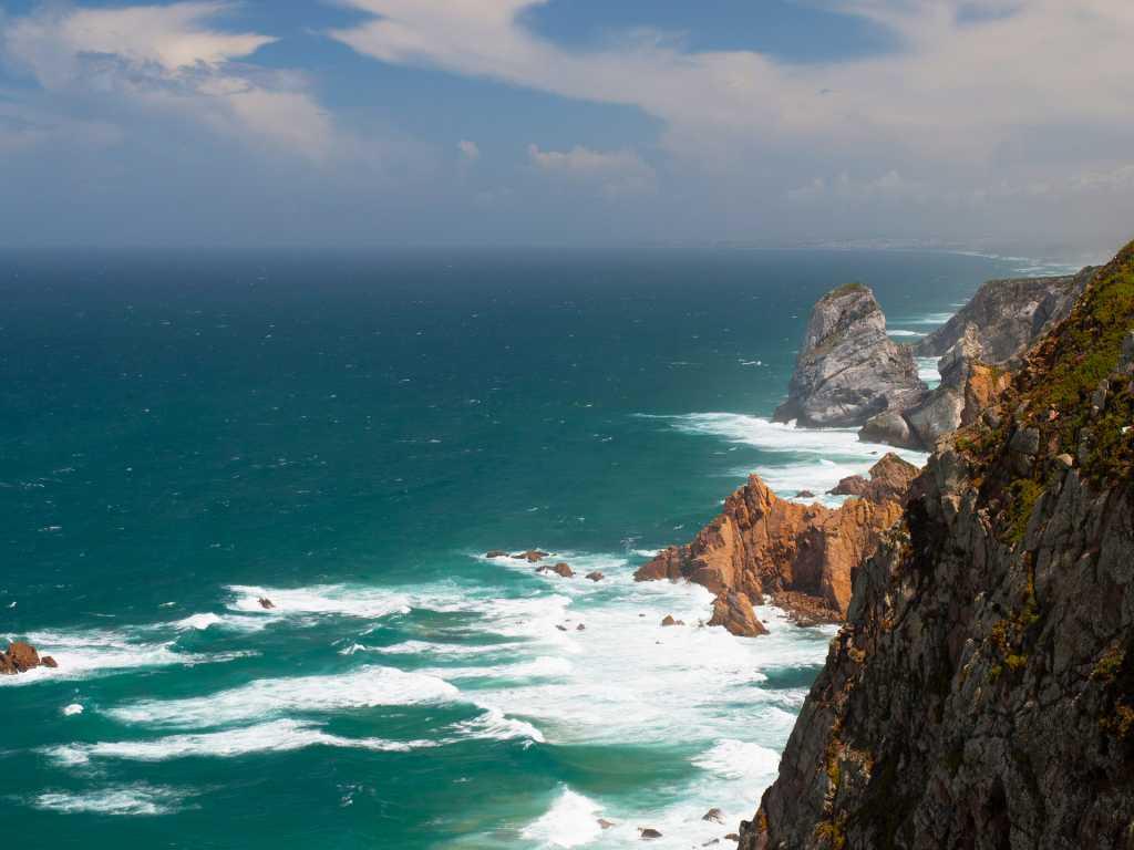 Cabo da Roca, Sintra, Portogallo - Fonte: Pixabay