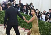 Le dieci coppie fashion del Met Gala 2018