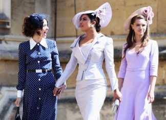 look degli invitati al Royal Wedding
