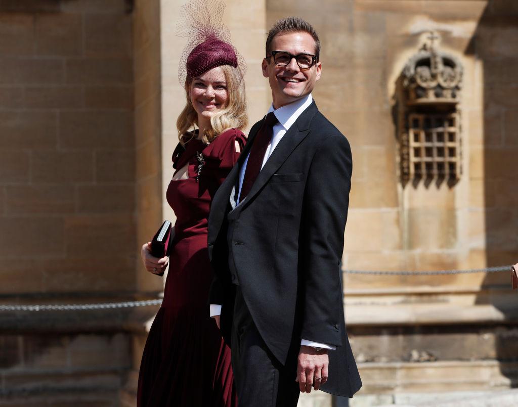 tecnologie sofisticate scarpe da corsa codice coupon Il cast di Suits al matrimonio di Harry e dell'ex collega Meghan