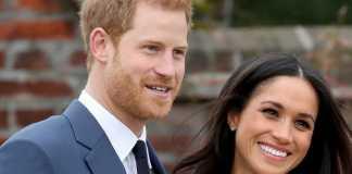 Harry e Meghan matrimonio Fonte Web