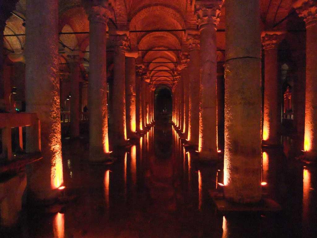 Istanbul, la Cisterna Romana - Fonte: Pixabay