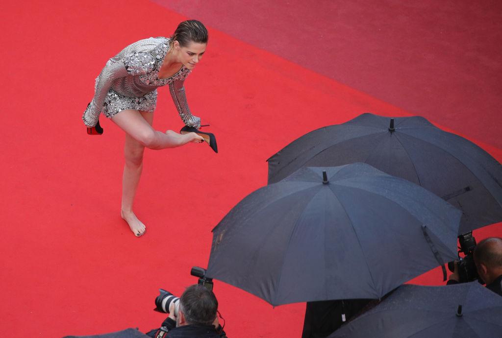 Kristen Stewart a Cannes 2018