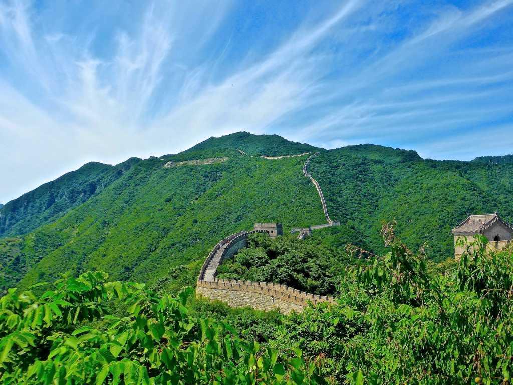 La Grande Muraglia - Fonte: Pixabay