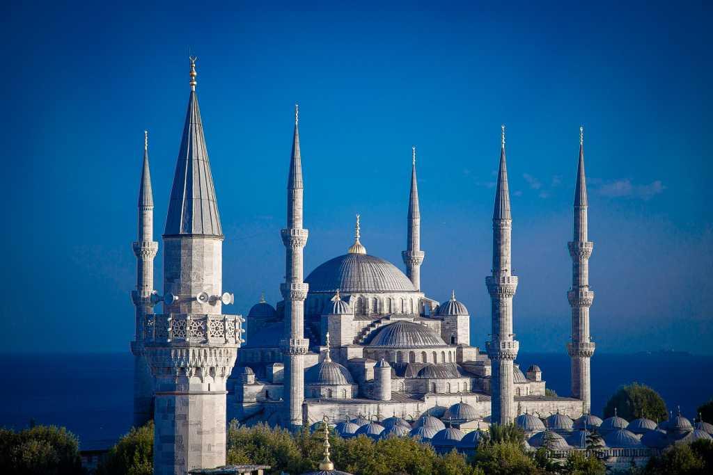 La Moschea Blu di Istanbul - Fonte: Pixabay