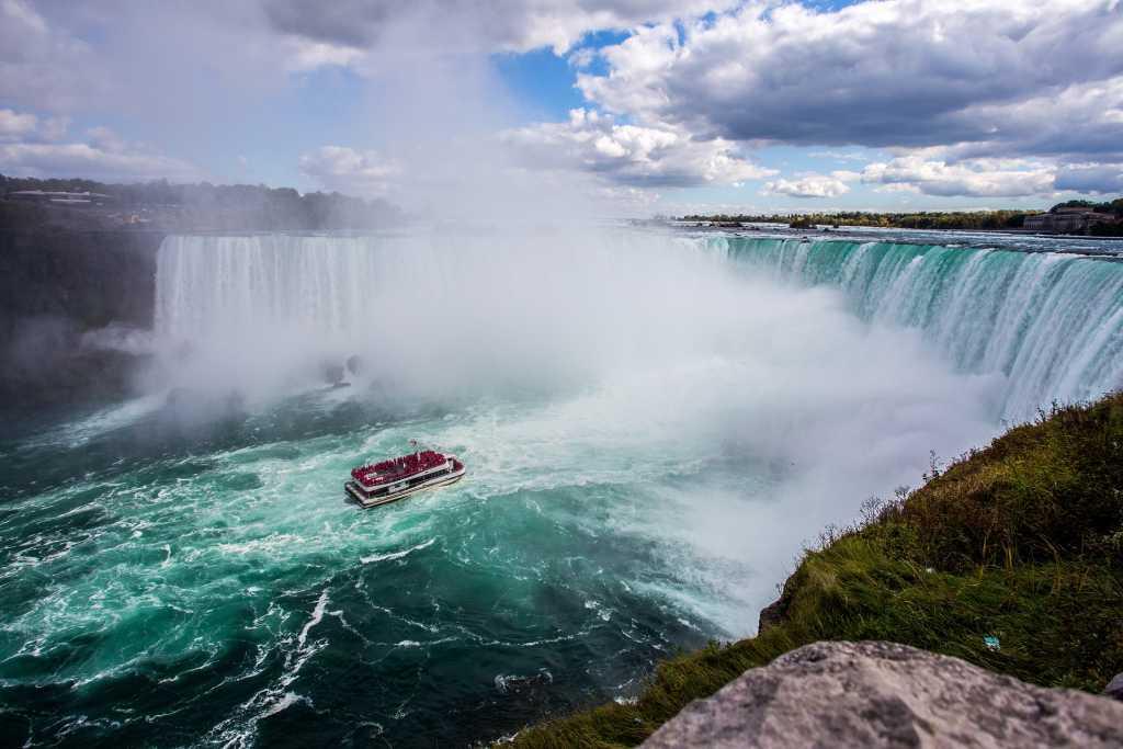 Le Cascate del Niagara - Fonte: Pixabay