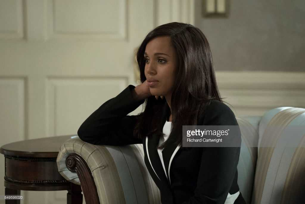 Olivia Pope stilosa come sempre - Credits: Getty Images