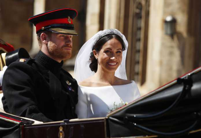 Royal Wedding Meghan Markle e il principe Harry