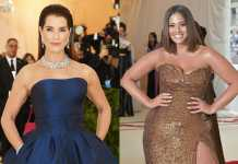 Brooke Shields e Ashley Graham modelle