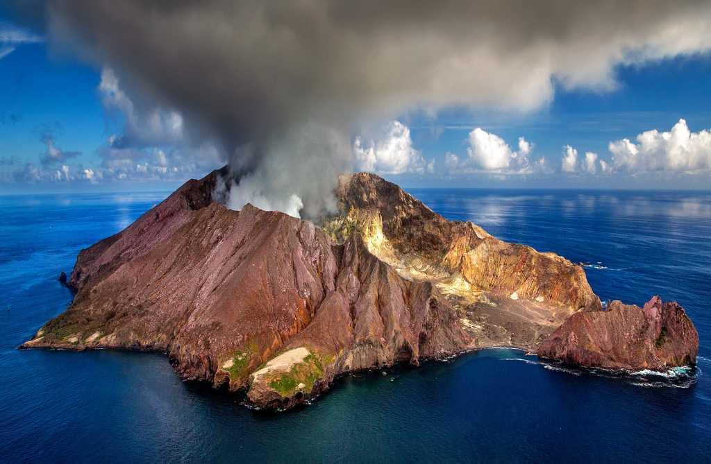 White Island, Nuova Zelanda - Fonte: Pixabay