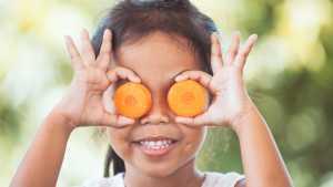alimentazione sana nei bambini